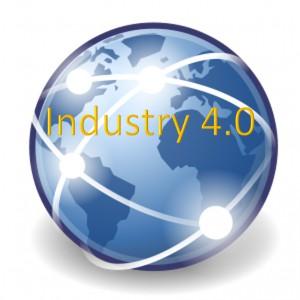Industry 4.0 globe