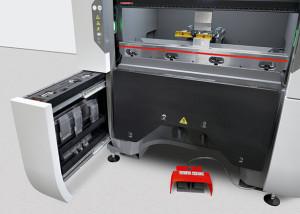Efficient Tooling Storage