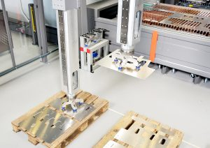 Bystronic BySort Automated Parts Handling